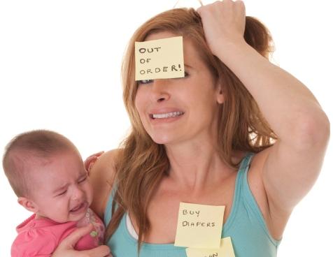 stressed-mom